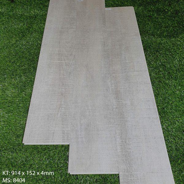 Sàn nhựa hèm khóa CLC-8404