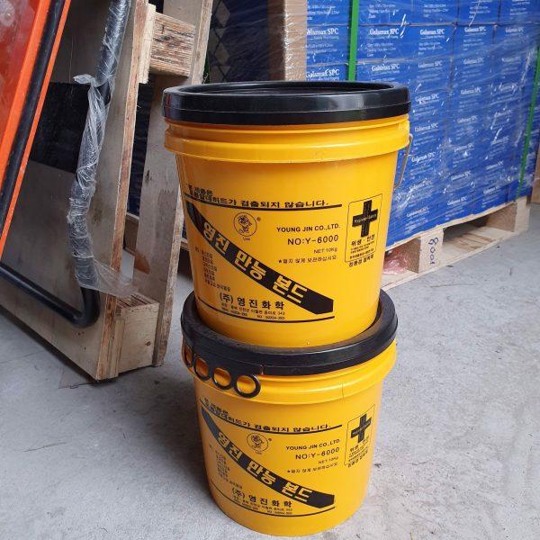 Keo dán sàn nhựa Y-6000 hàn quốc