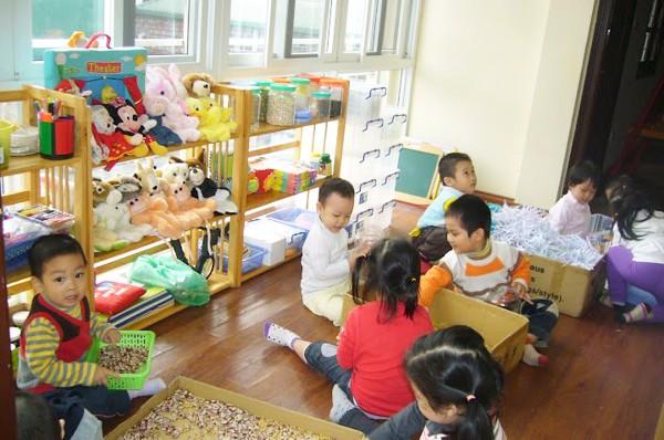 sàn nhựa cho trường mẫu giáo 3